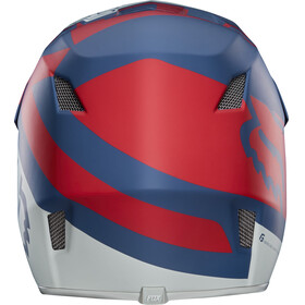 Fox Rampage Comp Preme Helmet Men blue/red